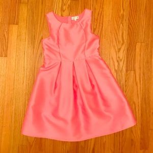 Beautiful Pink Dressy Dress for Girls.  Size 16